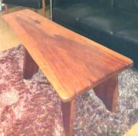 Beautiful cherry wood coffee table Baltimore, 21218
