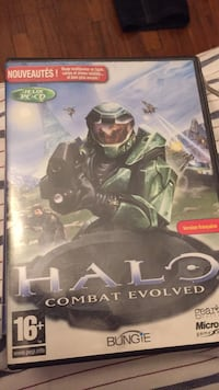 Halo combat evolved version francaise PC Montréal, H4A 2S7