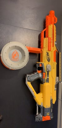 Nerf Stampede (With Shield)