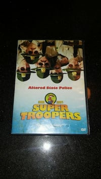 Super Troopers Movies First DVD 319 mi