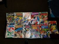 assorted Marvel comic book collection Fall River, 02724