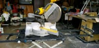 gray and yellow miter saw Long Beach, 90815