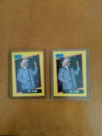 Ric flair trading cards Greenville, 29615
