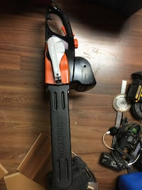 Remmington Electric Corded Chainsaw new