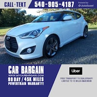 2014 Hyundai Veloster Turbo R-Spec Warrenton, 20186