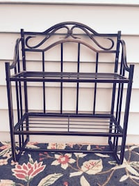 Mini Baker's Rack. (Bronze)