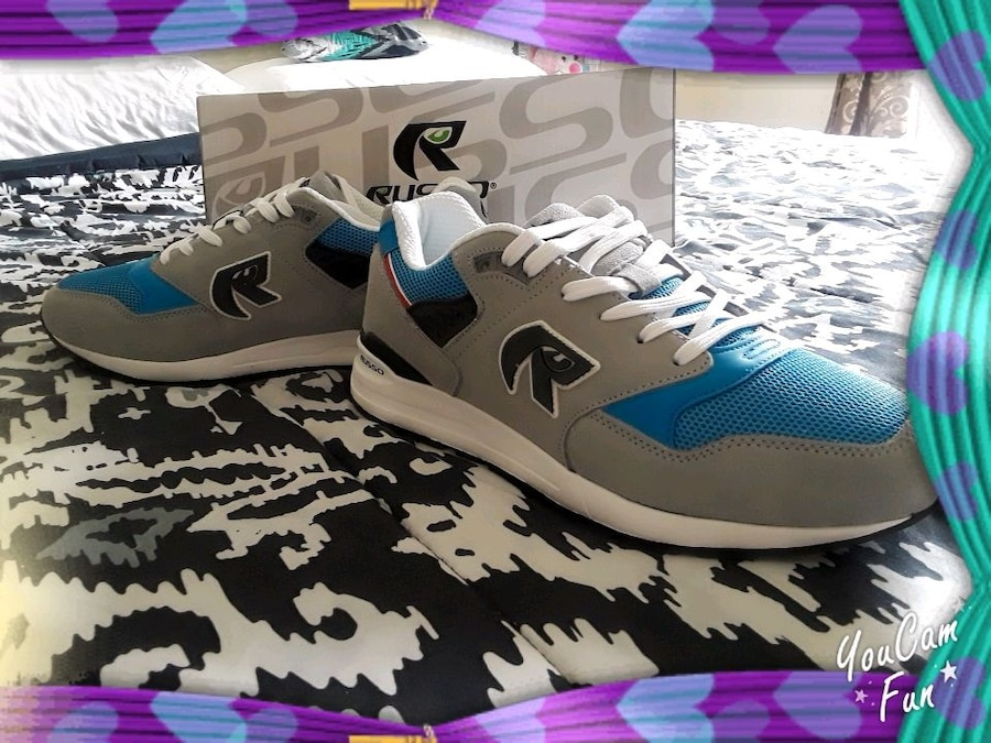 Photo Russo tennis, size (8 - 13) 100% new guaranteed.