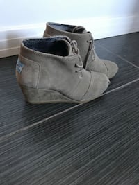 Toms size 5 null, T8H