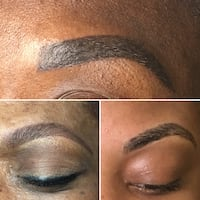 Microblading or Powder Ombre Brows -Beauty Services Temple Hills