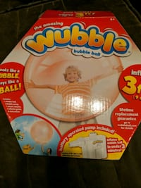 Wubble bubble ball box Lititz, 17543