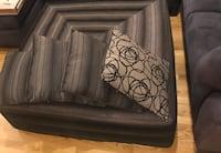 Ottoman with matching pillows Bloomfield Hills, 48304