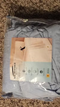 Microfiber Full sz sheet set package