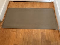 MUST GOOO!!!! DOORMAT Rectangular brown wooden coffee table Washington, 20016
