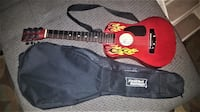 FIRST ACT CHILD'S GUITAR - NEEDS A STRING - 31 INCH LONG Pasadena
