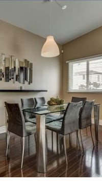 Dining room set Maison Corbeil (table and 6 chairs) Laval, H7N 1S6