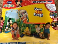 Mickey Mouse discovery hut