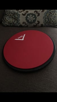 Vater double-sided drum practice pad
