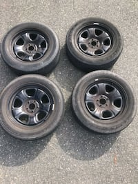 Tires & wheels for sale  Stafford, 22556