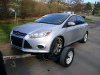 2013 Ford Focus Sedan SE Parts Only Columbia