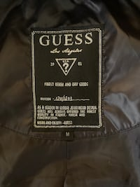 Guess Down Filled Jacket Medium Welland