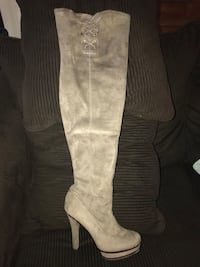 Jennifer Lopez Thigh High Boots Colorado Springs, 80910