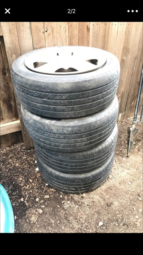 Used Acura Tsx Tire For Sale In Merced Letgo
