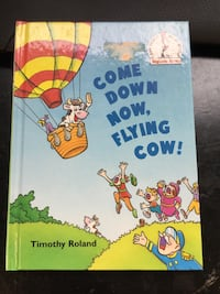 Come Down Now, Flying Cow! Aberdeen, 07747