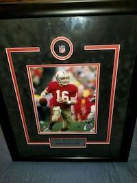 Joe Montana signed,inscribed & authenticated  Toronto, M1L 2T3