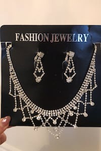 Jewelry - necklace and earring  Markham, L6C 0V8