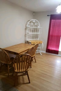 Table and Chair Set with Corner Stand Fayetteville, 37334