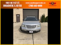 2005 Chrysler Pacifica for sale Broadview