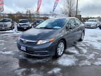 2012 Honda Civic Burlington