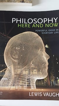 Philosophy here and now textbook Mississauga, L5W 0A6