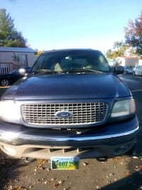 Ford expedition - 2002 Stafford
