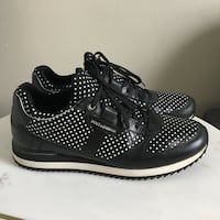 Dolce & Gabanna Leather Sneakers Size 40 536 km