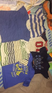 2-3 years old boy t-shirts