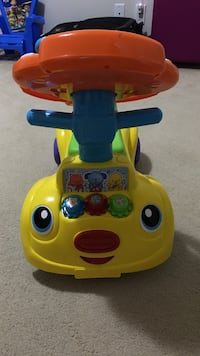 Vtech Sit-to-stand Smart Cruiser Like New