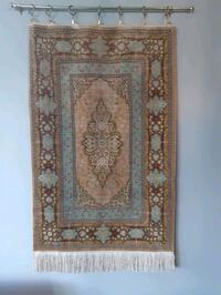 Hereke Turkish Silk rug