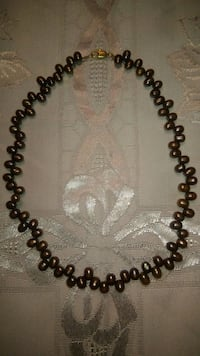 high quality selected pearl necklace!