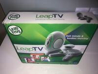 New Leapfeog LeapTV educational gaming system