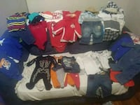 toddler's assorted clothes Columbus, 43215