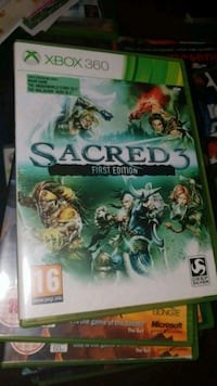 Sacred 3 first edition spill Xbox 360 Oslo kommune, 0986