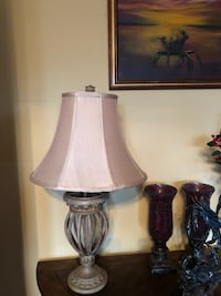 2 lamps with shades Gainesville, 20155