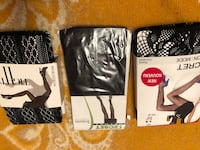 Women's nylons  3 for 8$ Laval, H7M 5C1