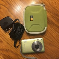 Digital camera with case and battery charger Fredericksburg, 22407