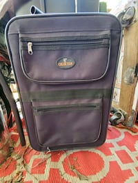 """Suitcase, 20"""" × 12"""" carry-0n"""