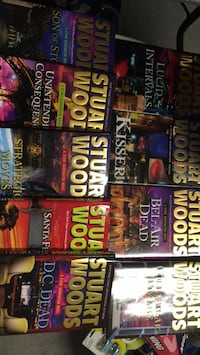 like new stuart woods books New Smyrna Beach, 32168