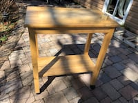 Wood kitchen table  Germantown, 20876