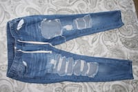 American Bazi Ripped Ankle jeans Stockton, 95215