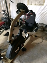 black and gray elliptical trainer Rochester, 14612
